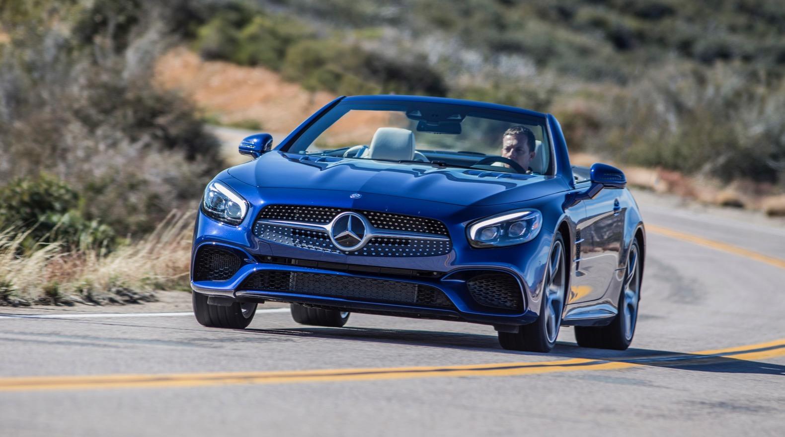 2021 Mercedes Sl How Car Specs
