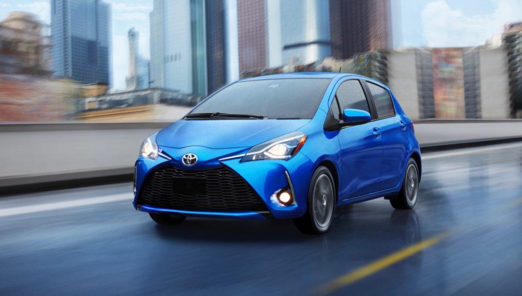 2018 Toyota Yaris Liftback