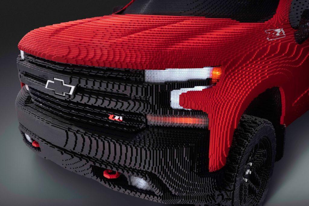 Lego Chevy Silverado