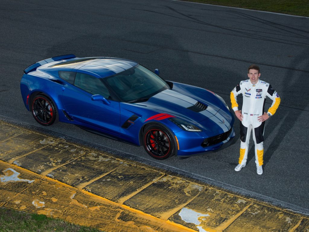 2019 Chevy Corvette Drivers Series