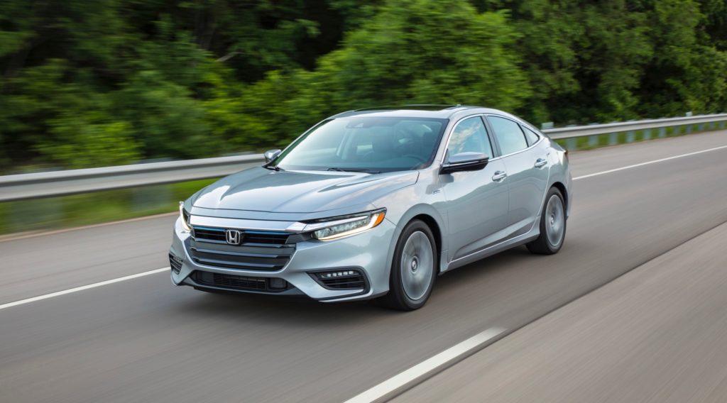 2019 Honda Insight Review
