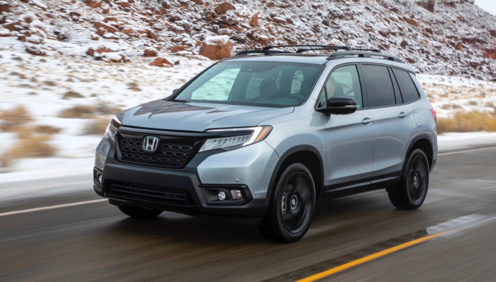 2019 Honda Passport Review