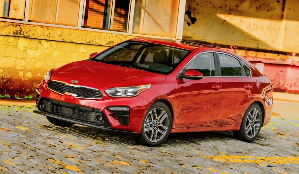 2019 Kia Forte Review