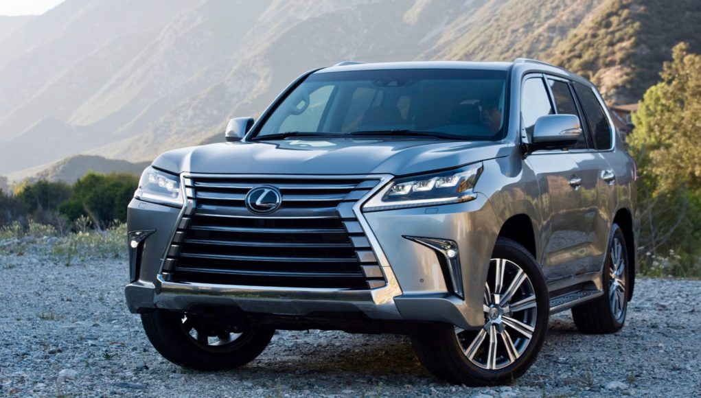2019 Lexus LX 570 Review