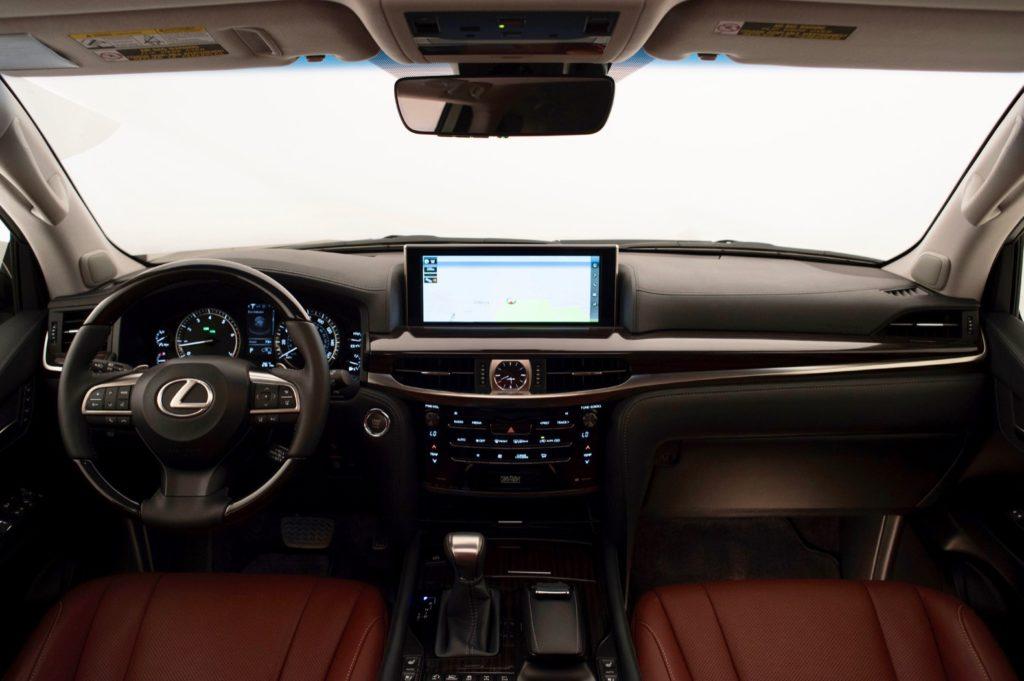 2019 Lexus LX 570 Review