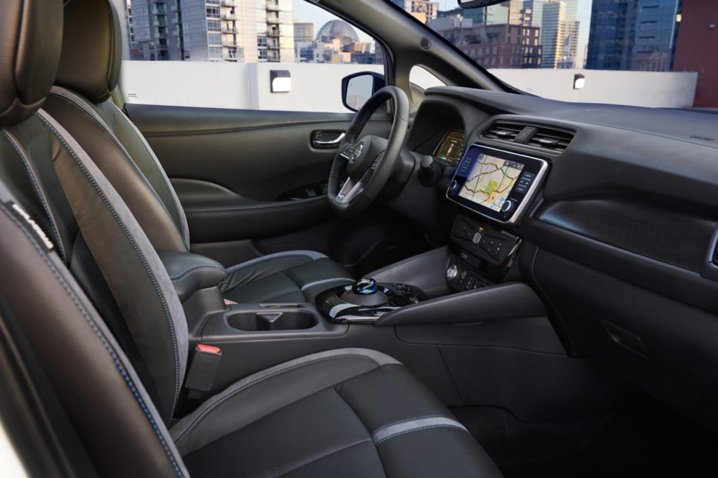 2019 Nissan Leaf e-Plus debuts with a 226 mile range and ...