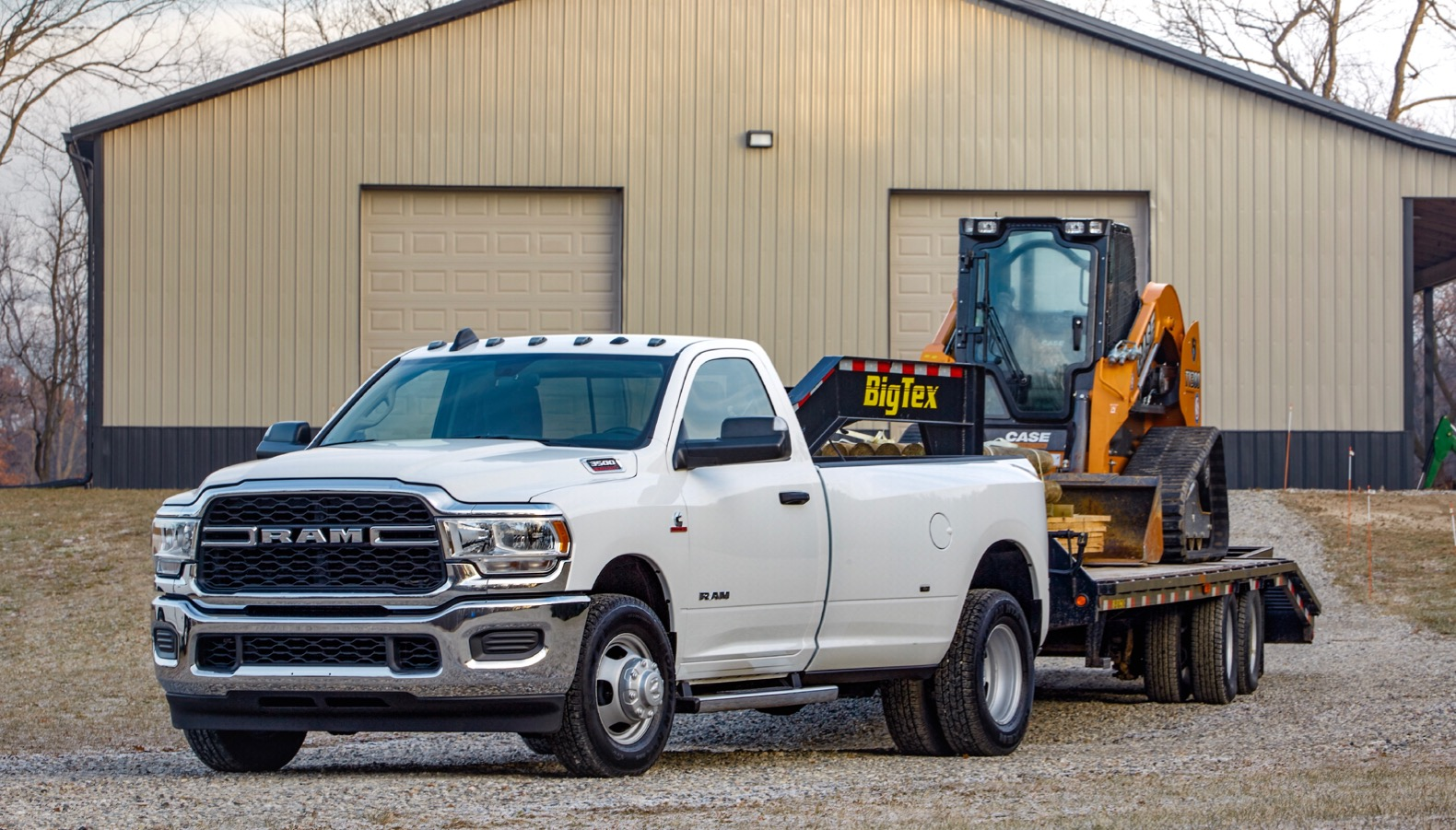 Ford Escape Towing Capacity >> 2019 Ram 2500 and 3500 Heavy Duty pickups arrive in ...