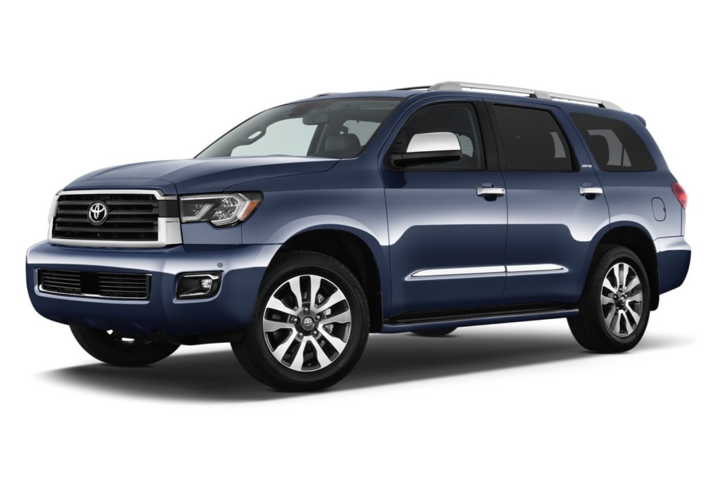 2019 Toyota Sequoia Review