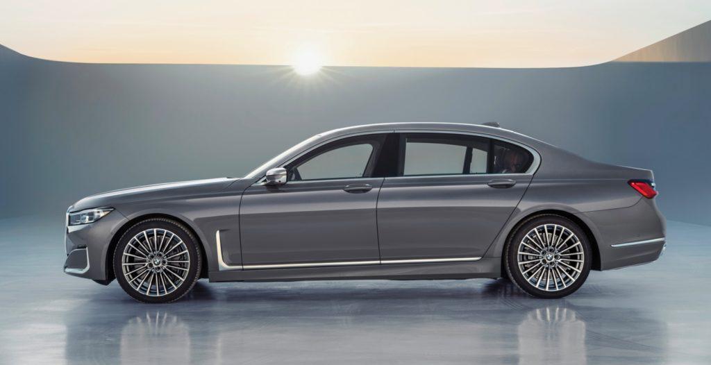 2020 BMW 7 Series