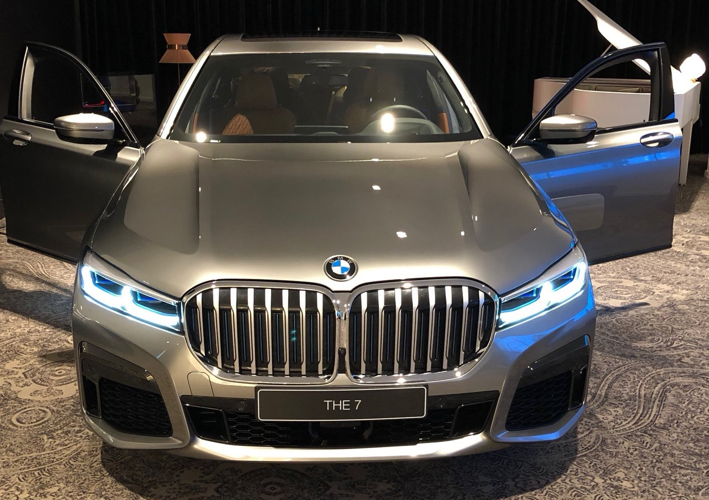 2020 Bmw 7 Series Here S Another Look At The Facelift