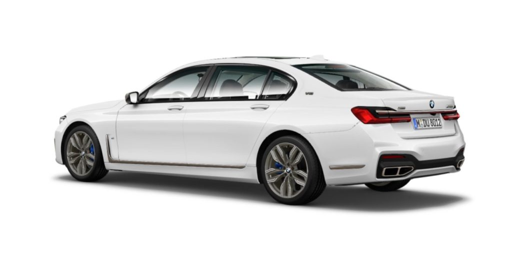 2020 Bmw 7 Series Official Photos Leaked The Torque Report