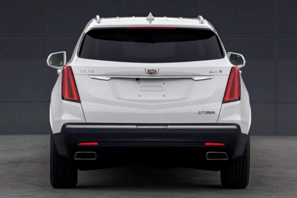 2020 Cadillac XT5 Leak