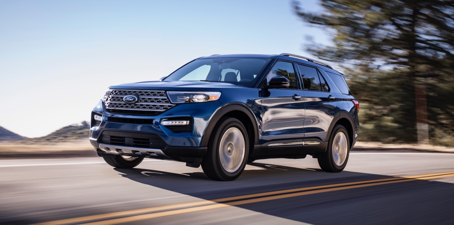 2020 Ford Explorer moves to a RWD platform and packs up to 365-hp | The Torque Report