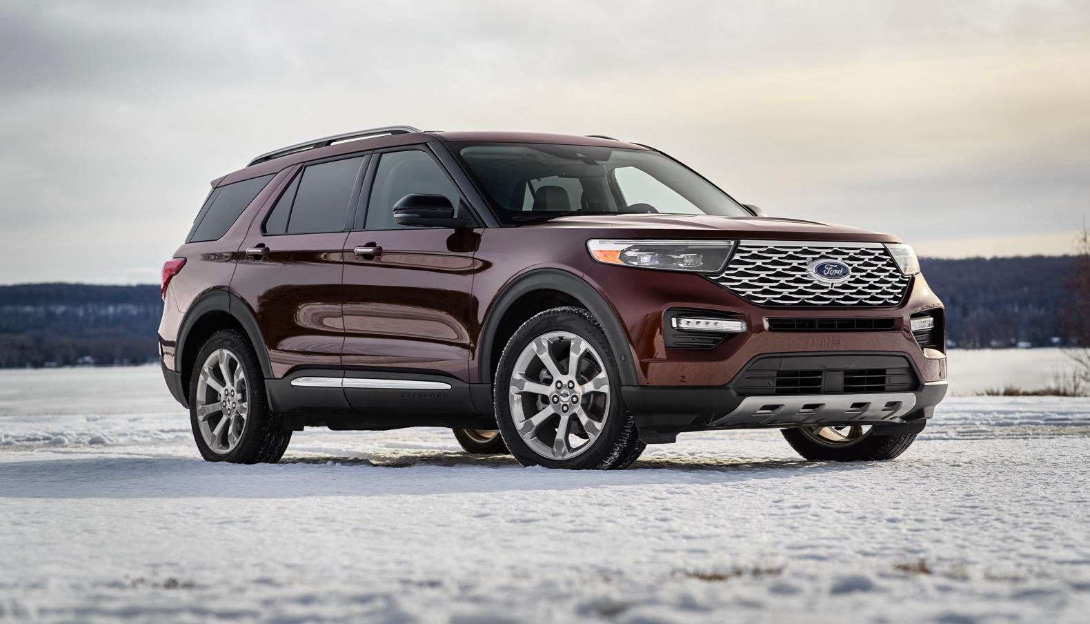 ford explorer starts    torque report