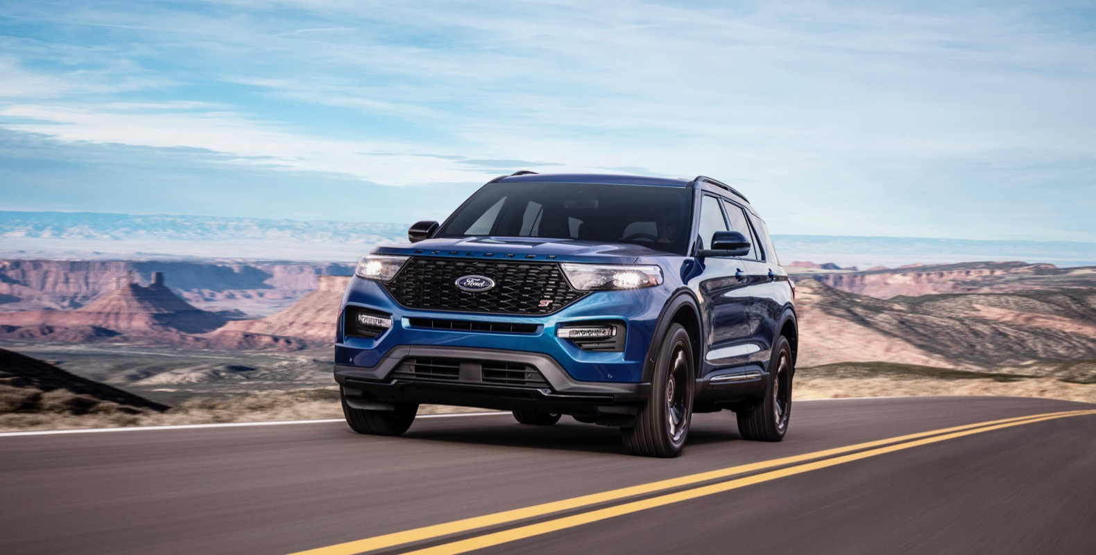 2020 Ford Explorer ST and Hybrid debut in Detroit | The Torque Report