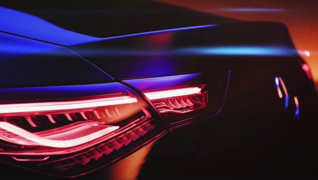 2020 Mercedes-Benz CLA Teaser