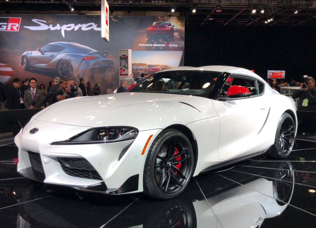 First 2020 Toyota Supra Sells For 2 1 Million The