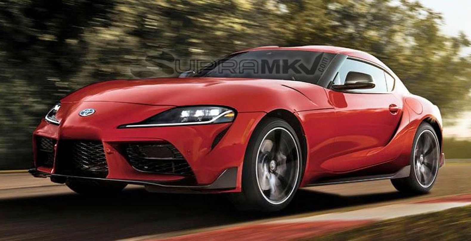 2020 Toyota Supra More Leaked Photos And Starts At