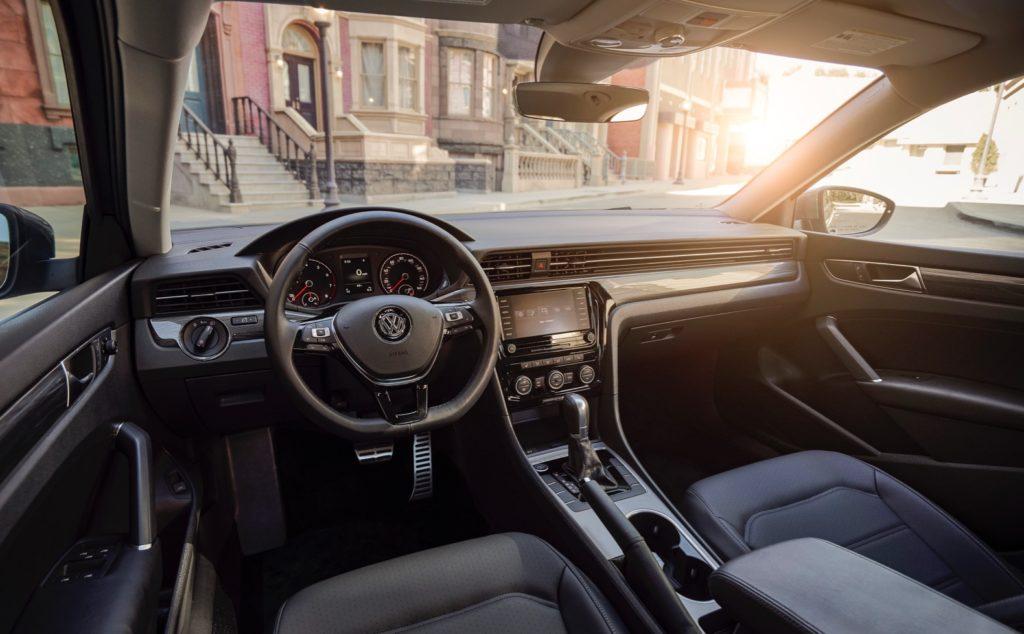2020 VW Passat