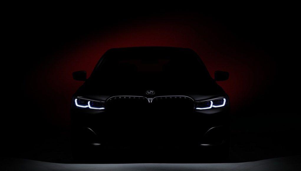 2020 BMW 7 Series Teaser