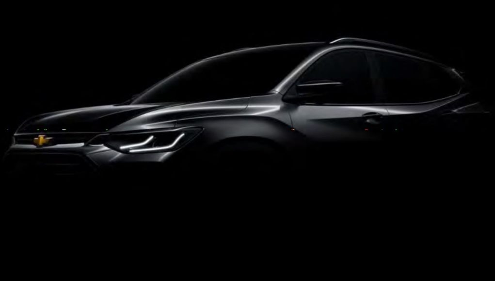 2020 Chevy Trax Teaser