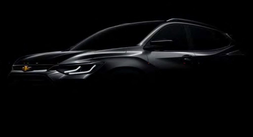 2020 Chevy Trax: Redesign, News, Release >> 2020 Chevy Trax Teased The Torque Report