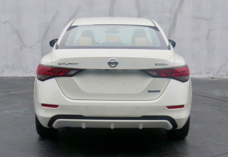 is this the 2020 nissan sentra