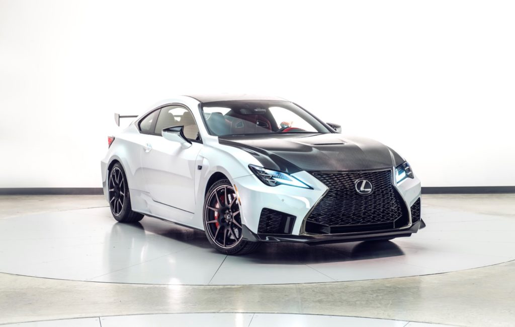 2020 Lexus RC F Track Edition drops some pounds, reaches 60 mph in 3.96 secs | The Torque Report