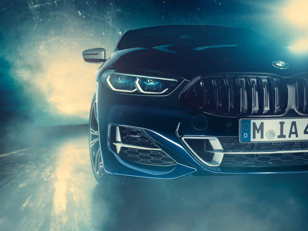 Bmw Individual M850i Night Sky Is For Outer Space Fans