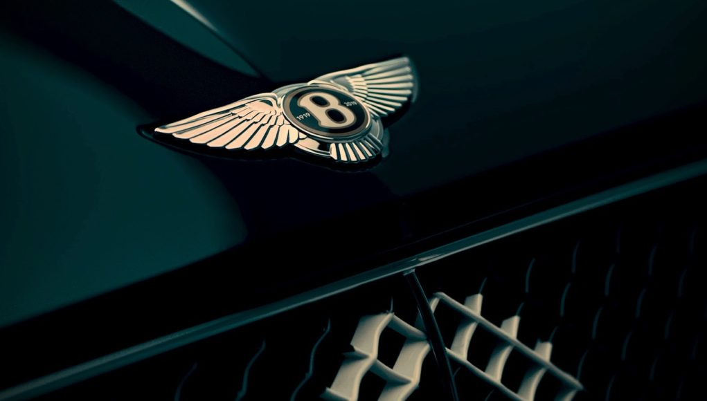 Bentley Centenary Special Edition Model