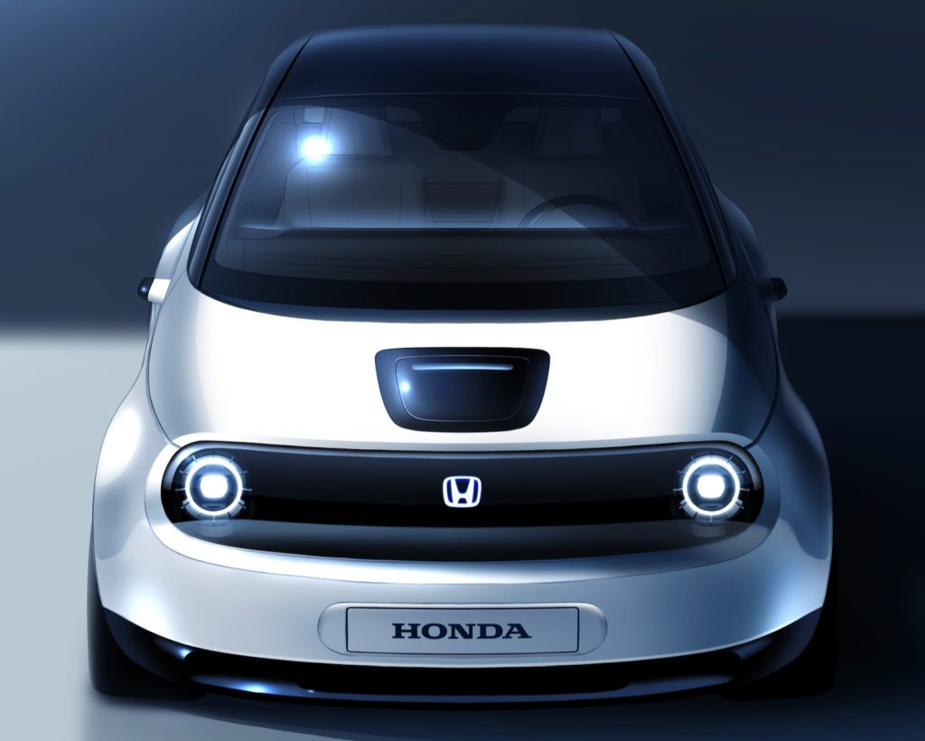 Honda electric car Europe