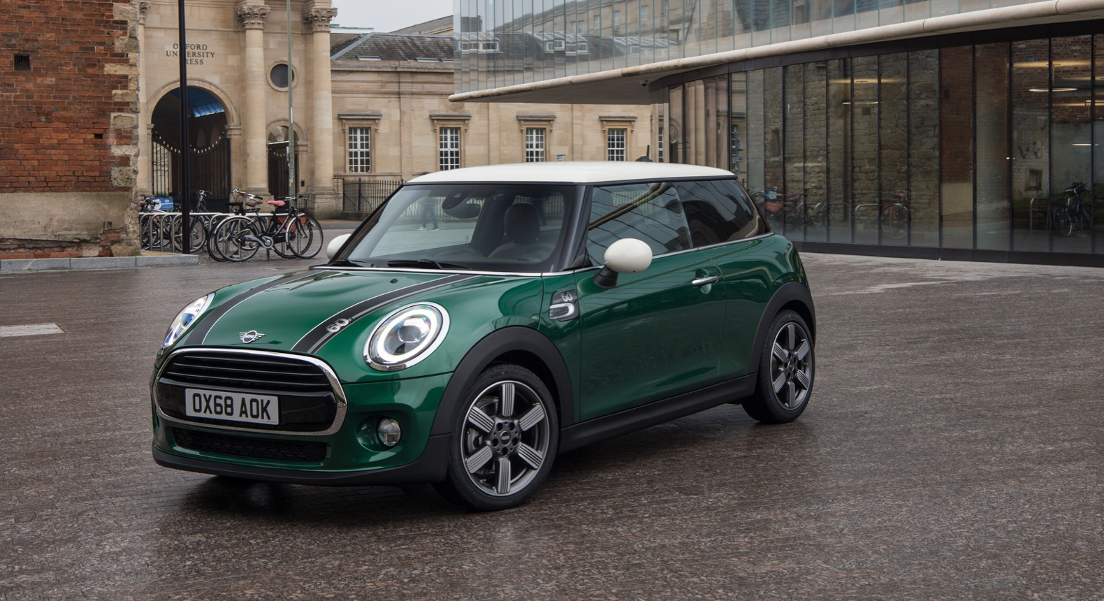 Mini Celebrates 60 Years With A Special Edition The