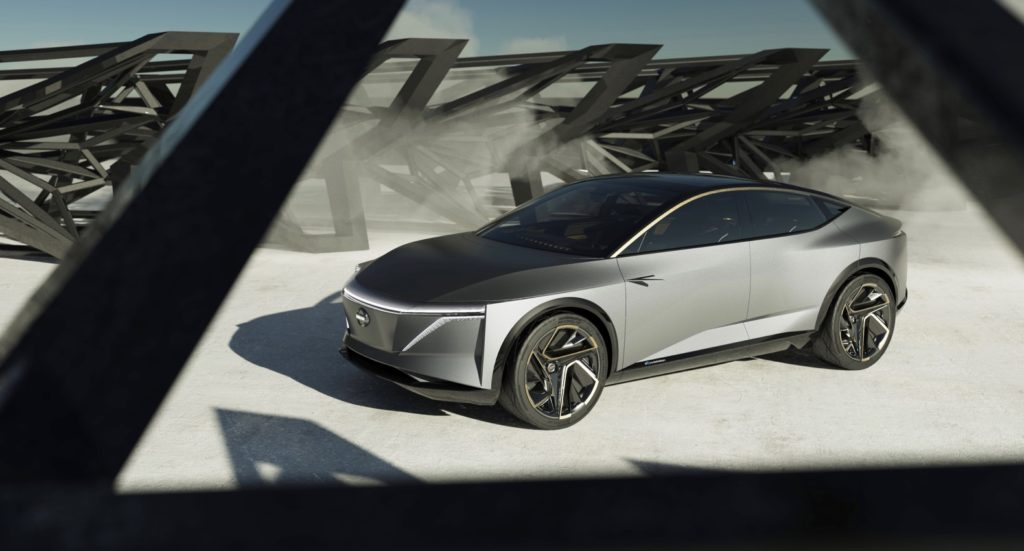 Nissan IMs concept previews an electric sedan   The Torque ...