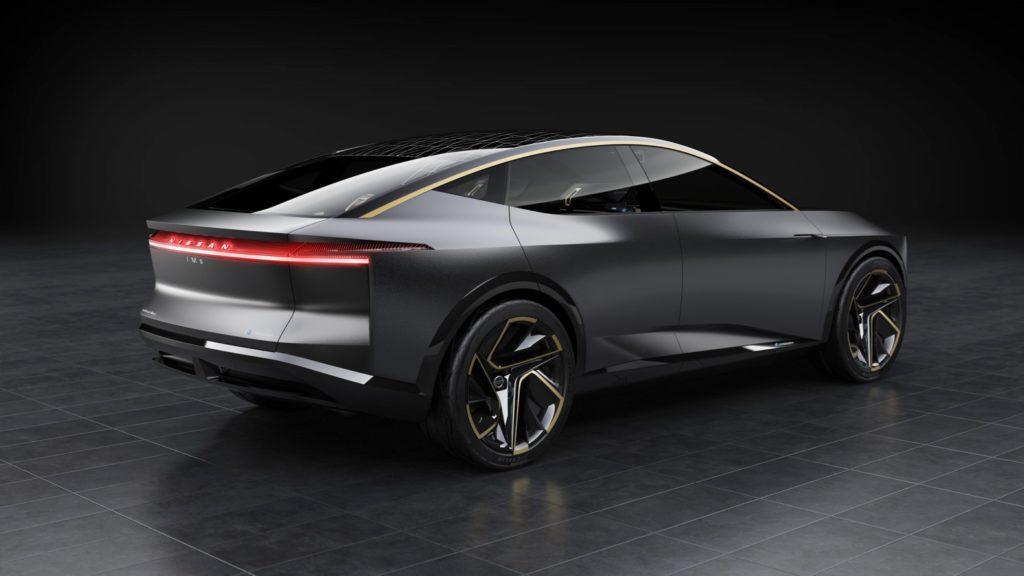 Nissan IMs concept previews an electric sedan | The Torque ...