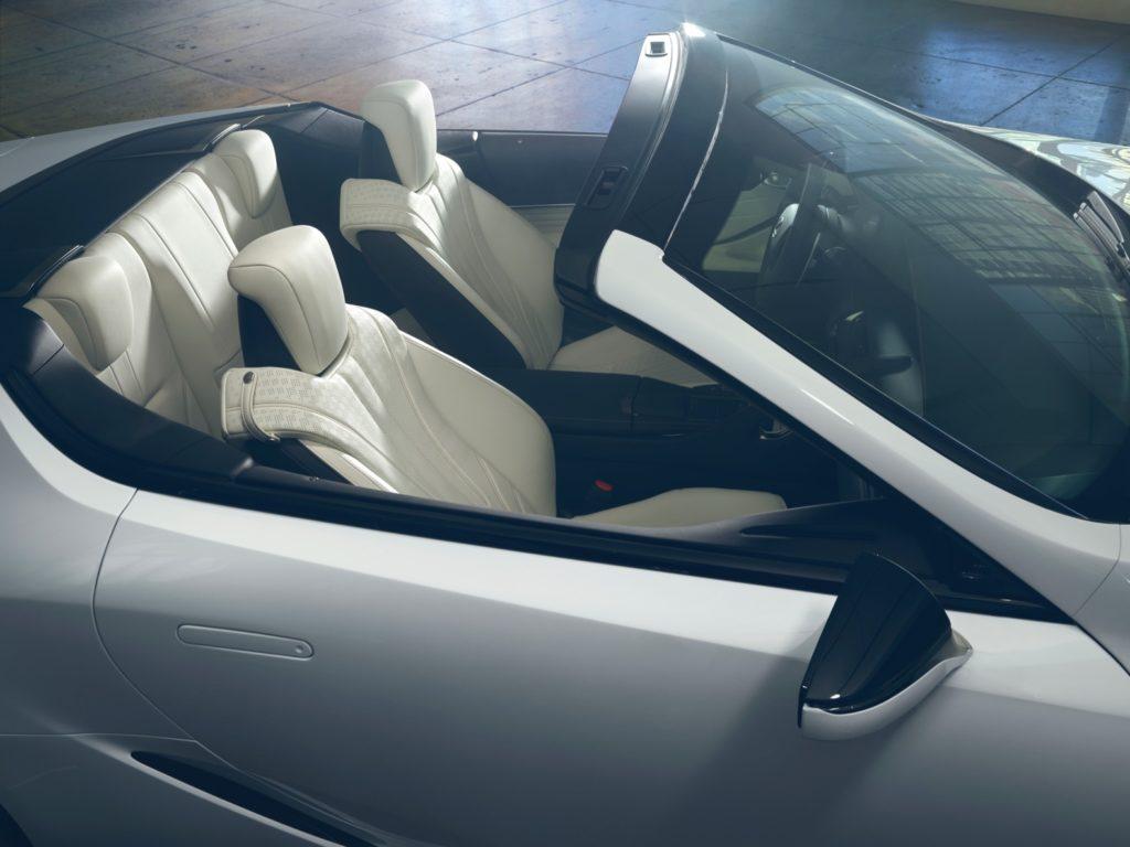 Lexus LC Convertible Concept