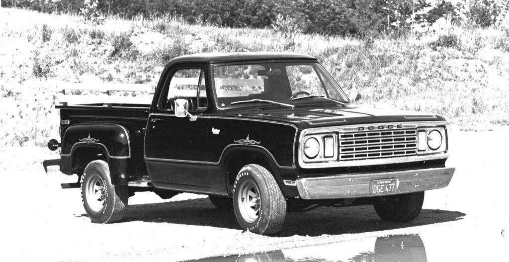 1977 Dodge Warlock