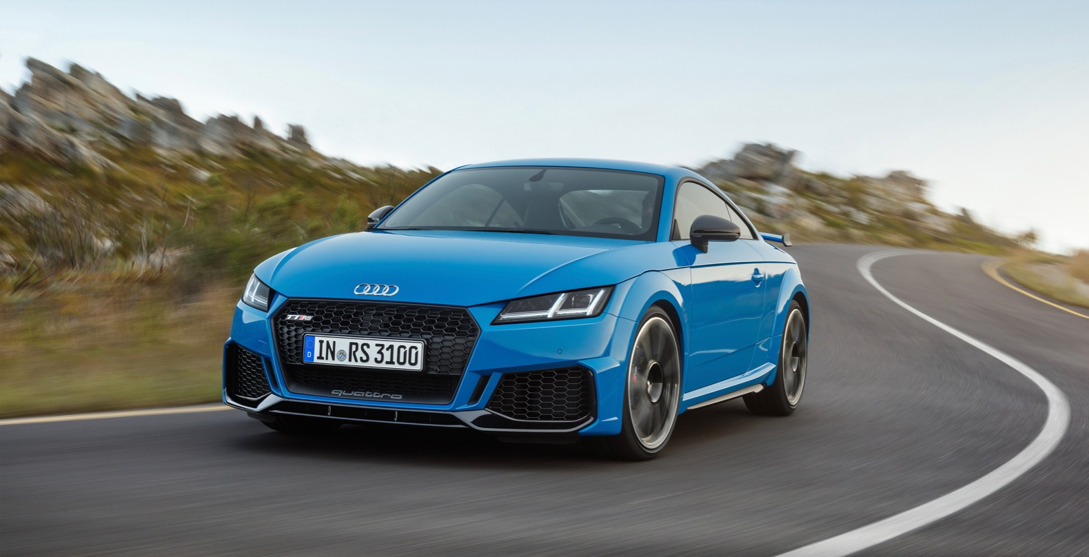 2019 Audi TT RS Coupe and Roadster get a facelift   The ...