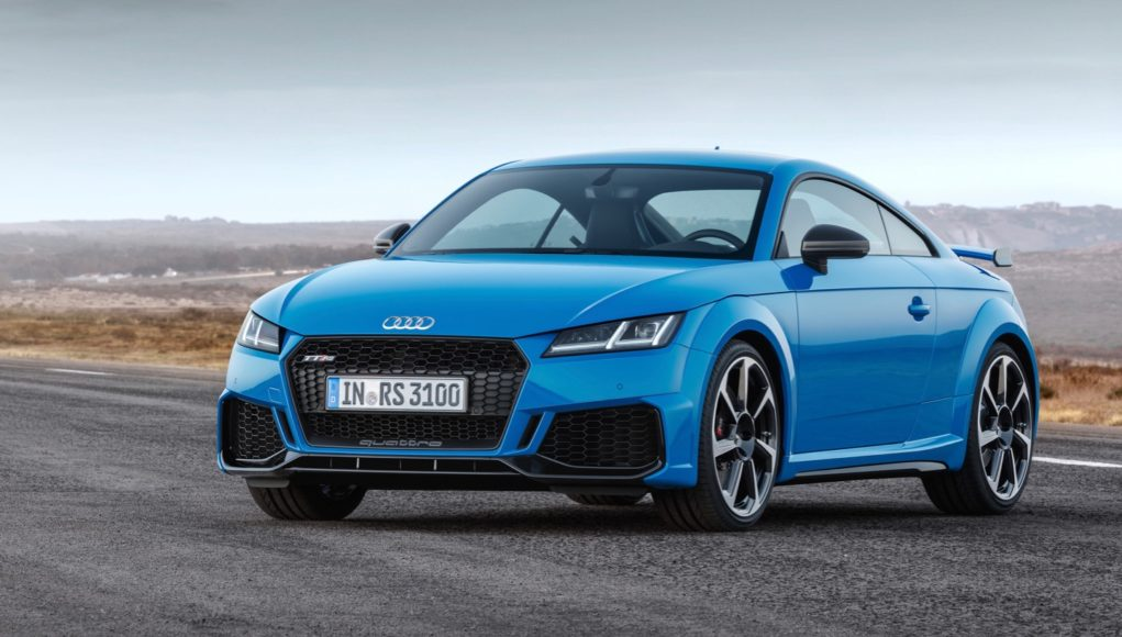 2019 Audi TT RS Coupe