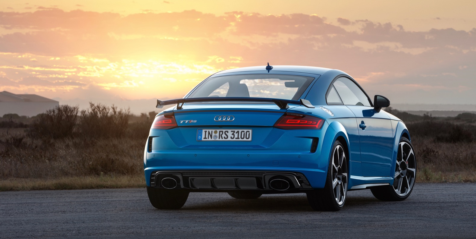 2019 Audi TT RS Coupe and Roadster get a facelift | The ...