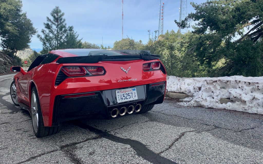 2019 Chevy Corvette Stingray Z51