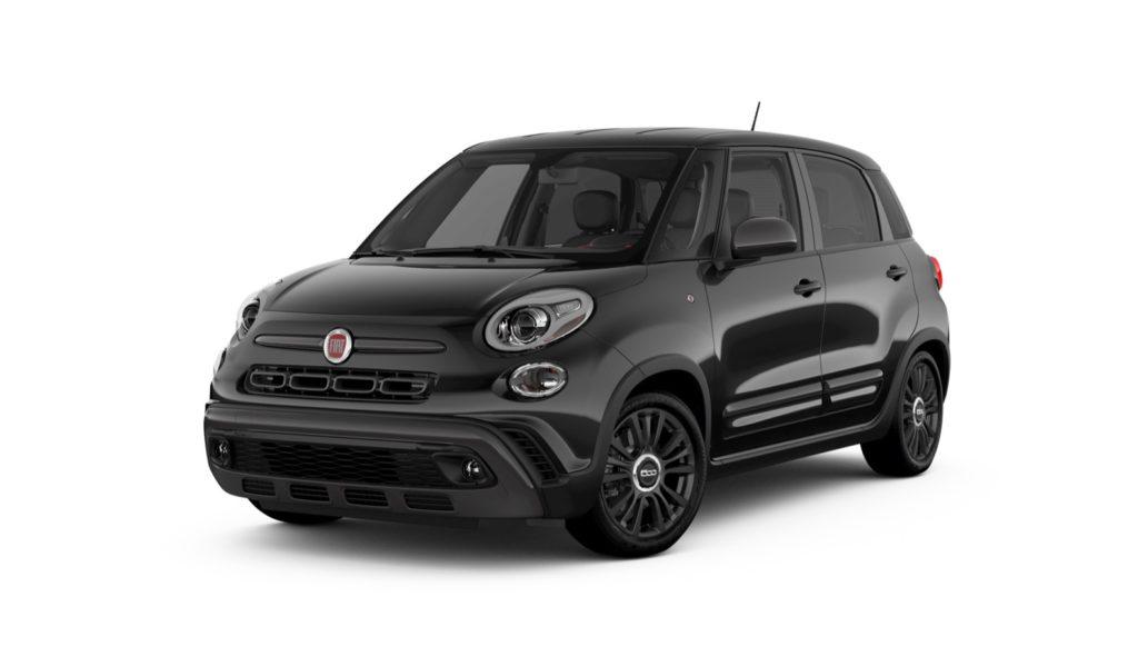 2019 Fiat 500L Urbana Edition