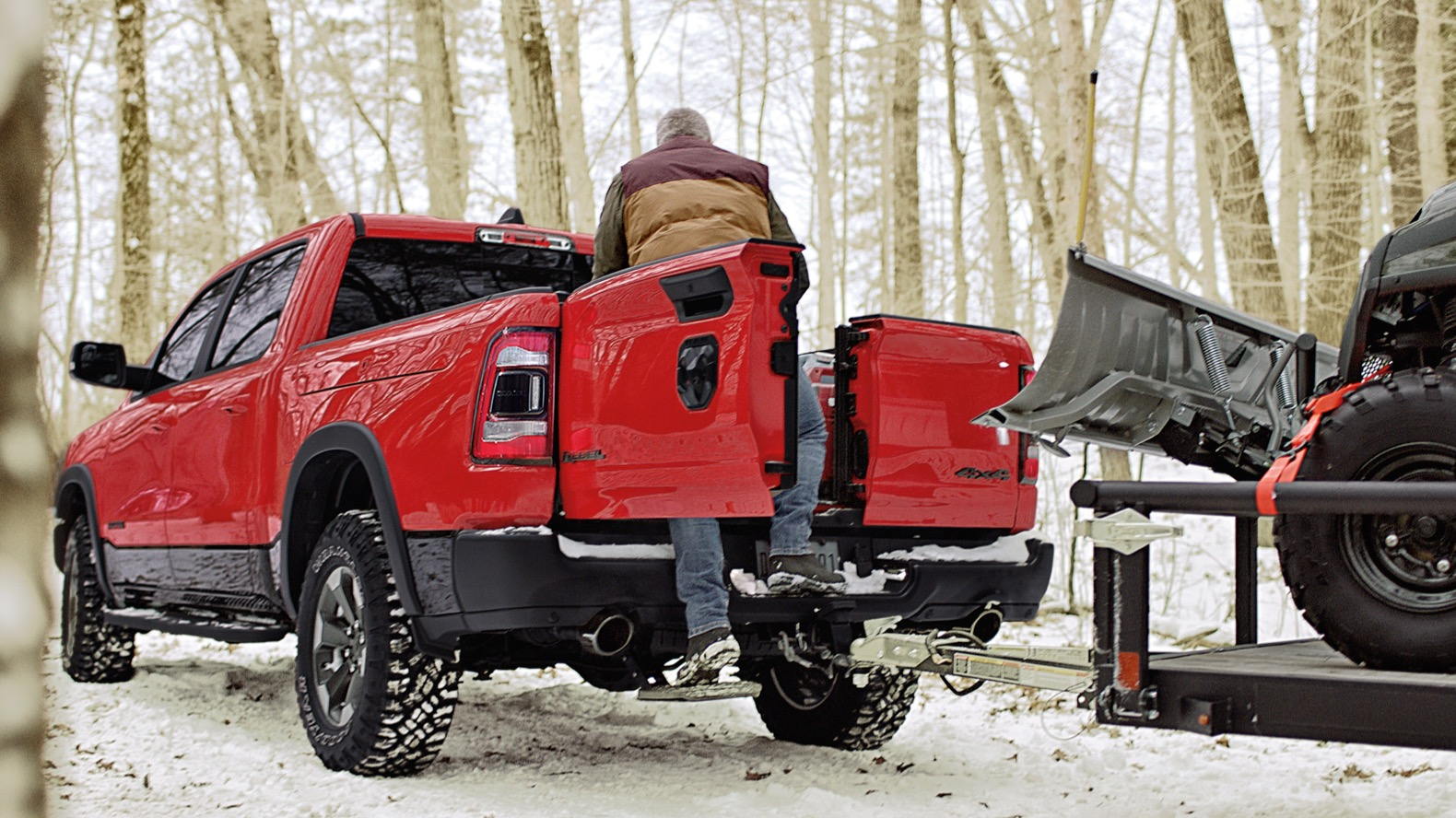2019 Ram 1500 Gets A Multifunction Tailgate The Torque