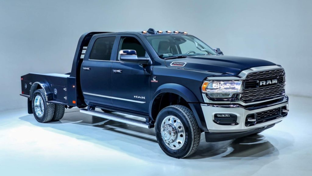 2019 Ram Chassis Cab can tow up to 35,220 pounds | The ...