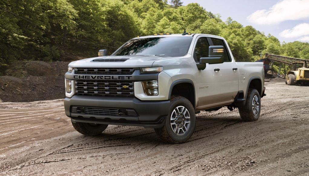2020 Chevrolet Silverado 2500 HD Work Truck