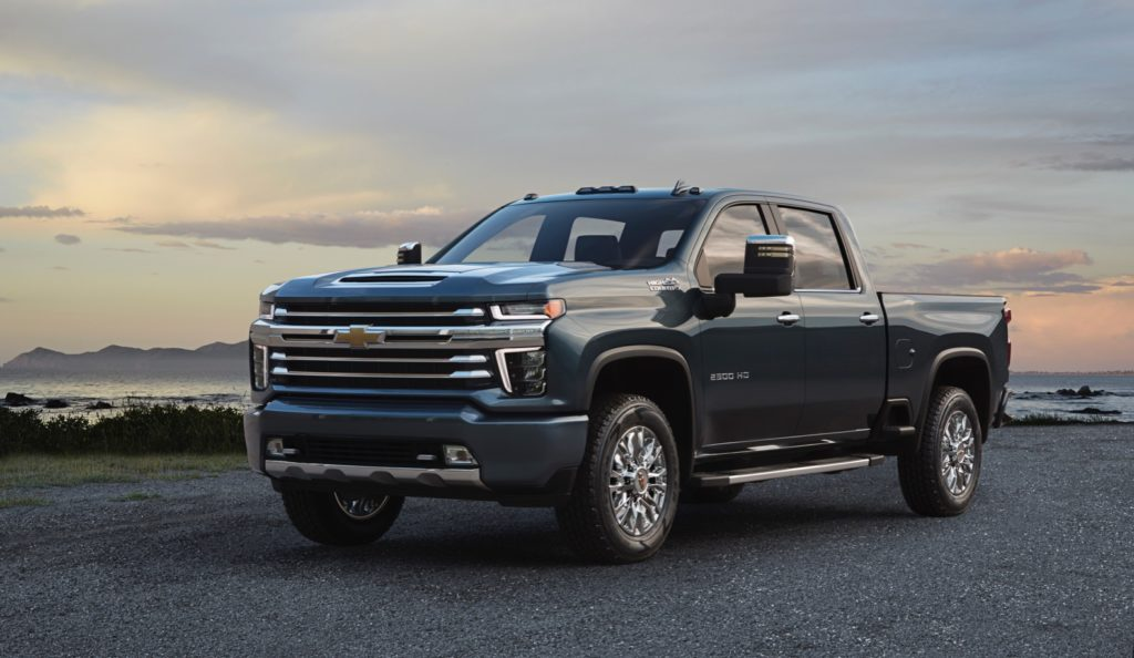 2020 Chevy Silverado HD can tow up to 35,500 lbs and gets a new 6.6L V8 | The Torque Report