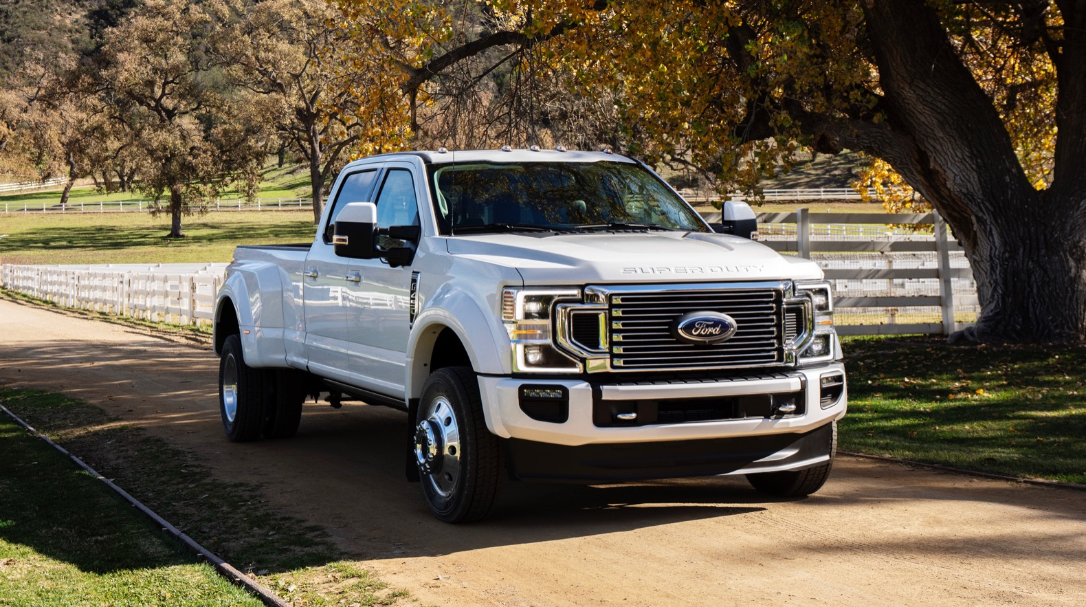 2020 Ford F-Series Super Duty gets new engines and tech ...