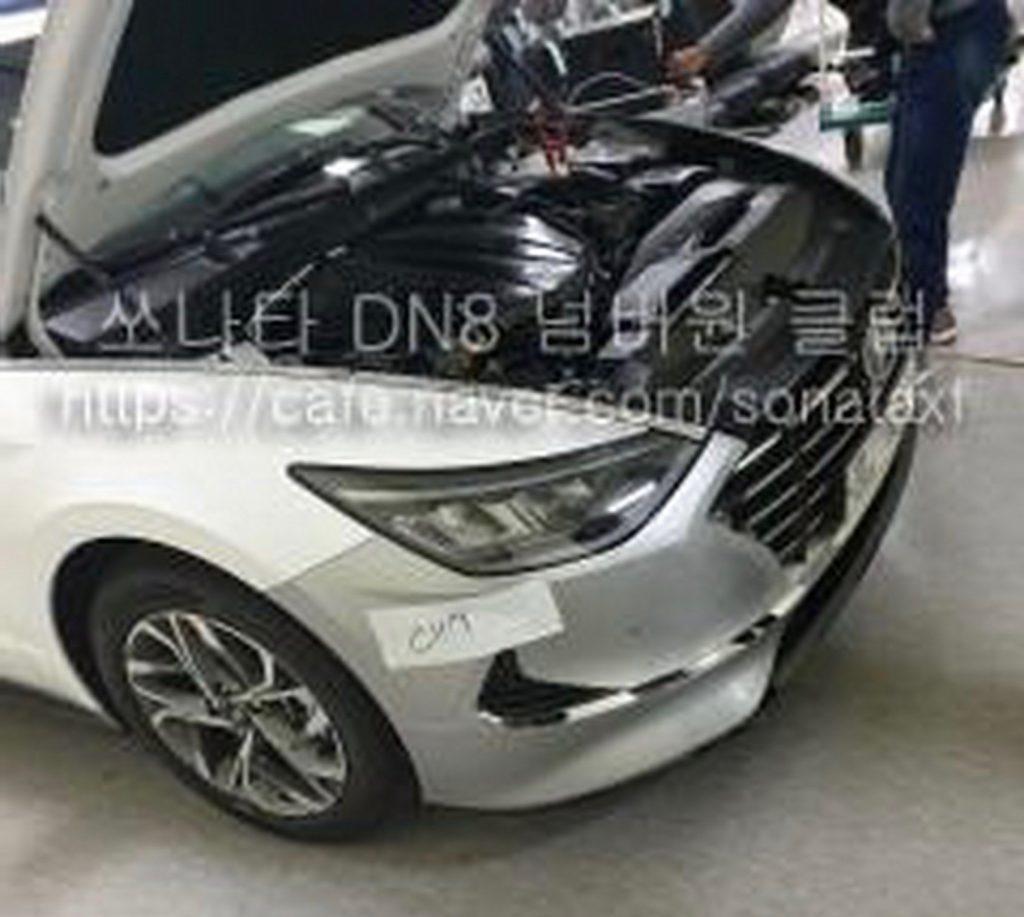 2020 Hyundai Sonata Leaked