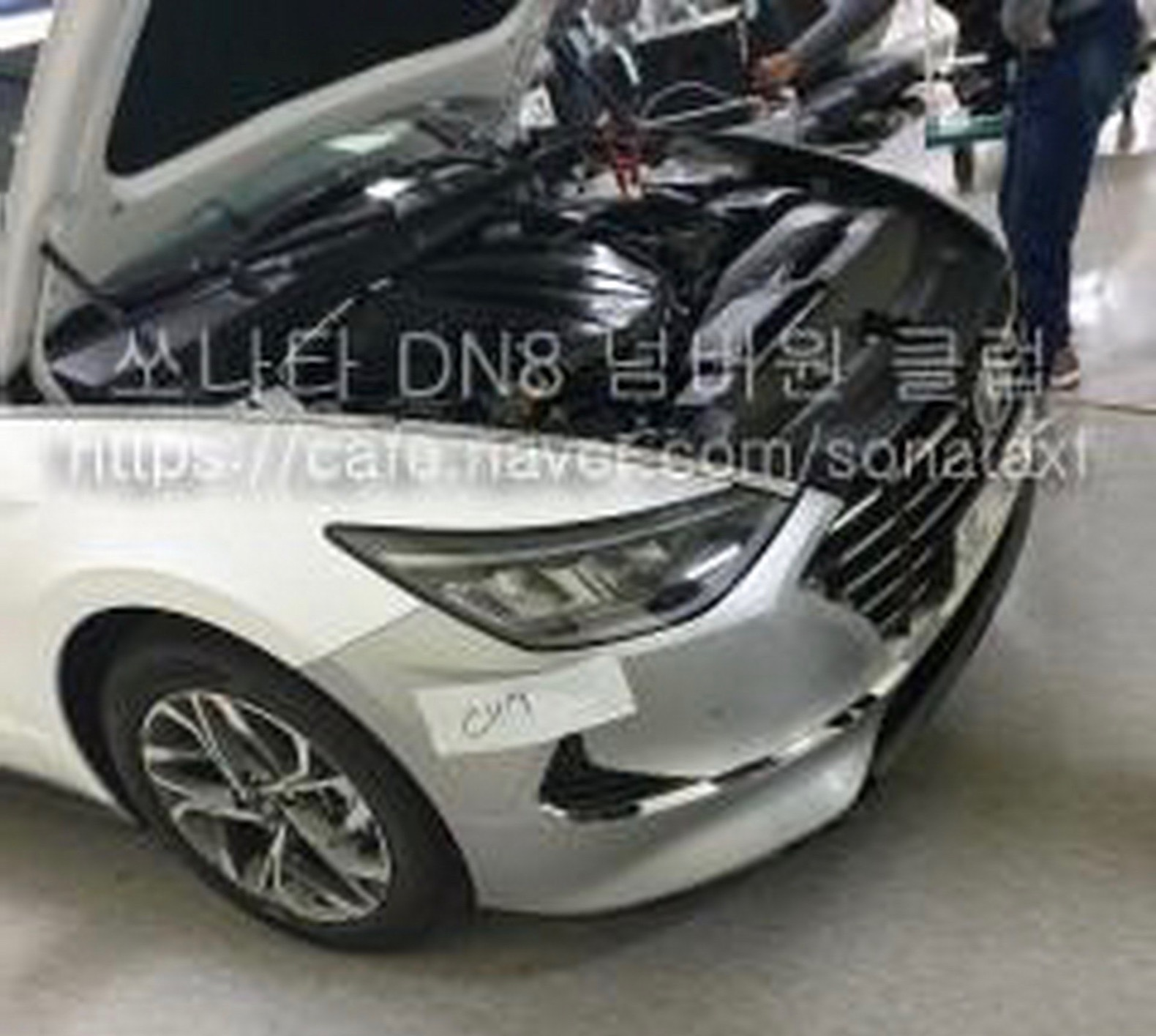 2020 Hyundai Sonata Leaked The Torque Report