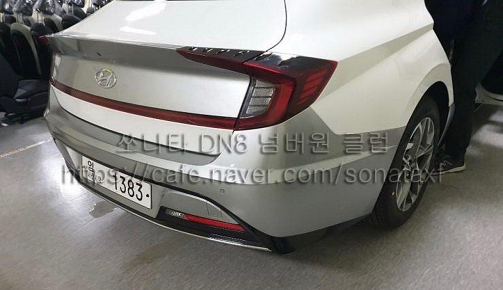 2020 Hyundai Sonata Leaked The Torque Report
