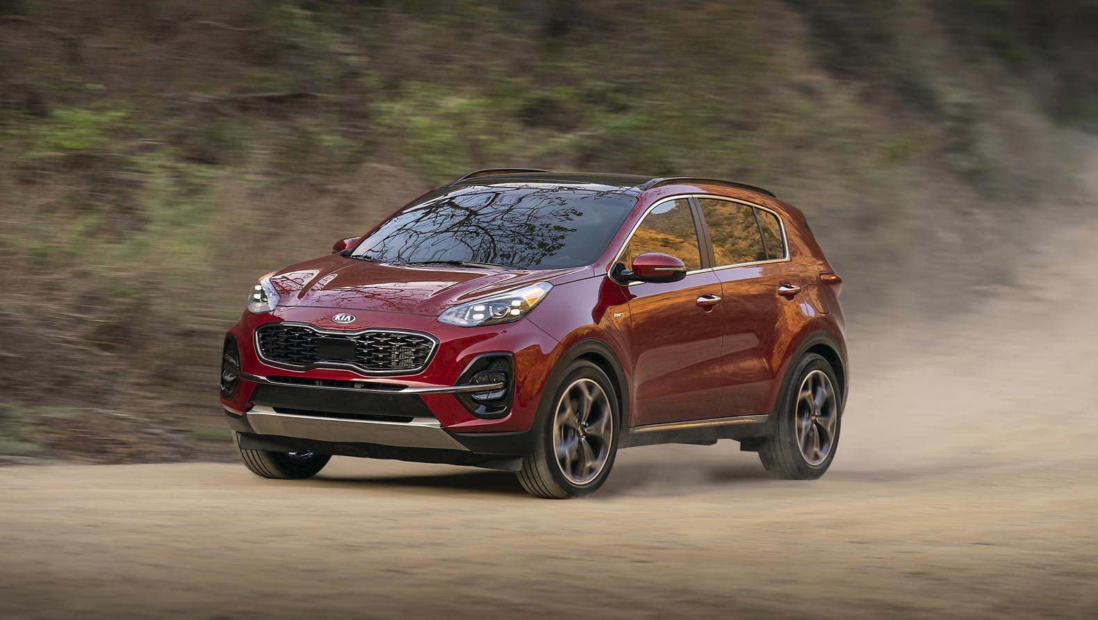 kia sportage   facelift  torque report